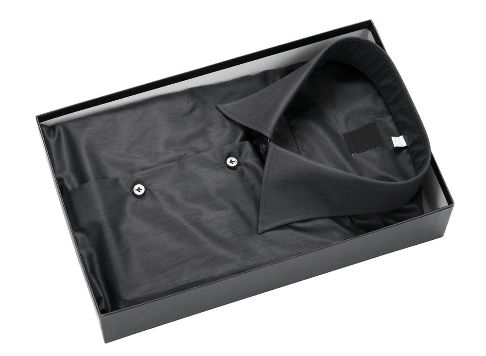 Black Shirt Box