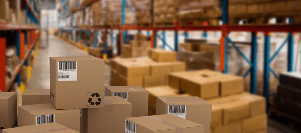 Shipping Box Cardboard