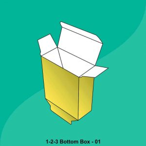1 2 3 Bottom Boxes