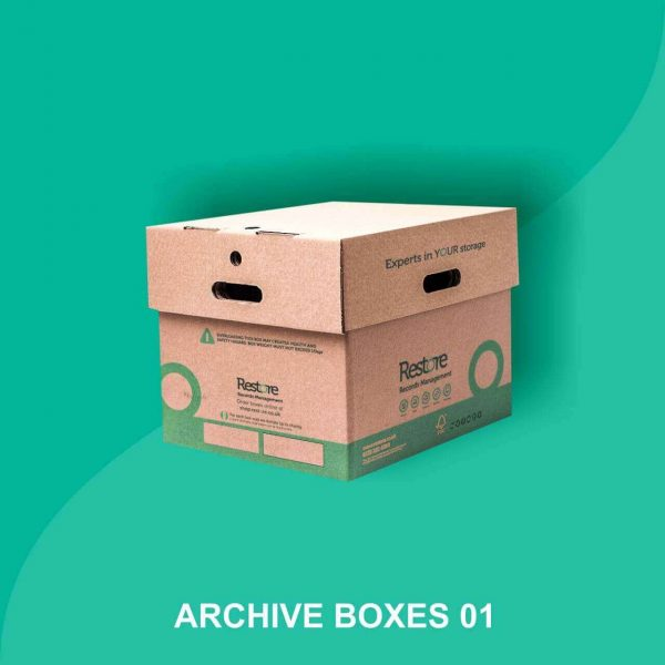 Custom Archive Boxes