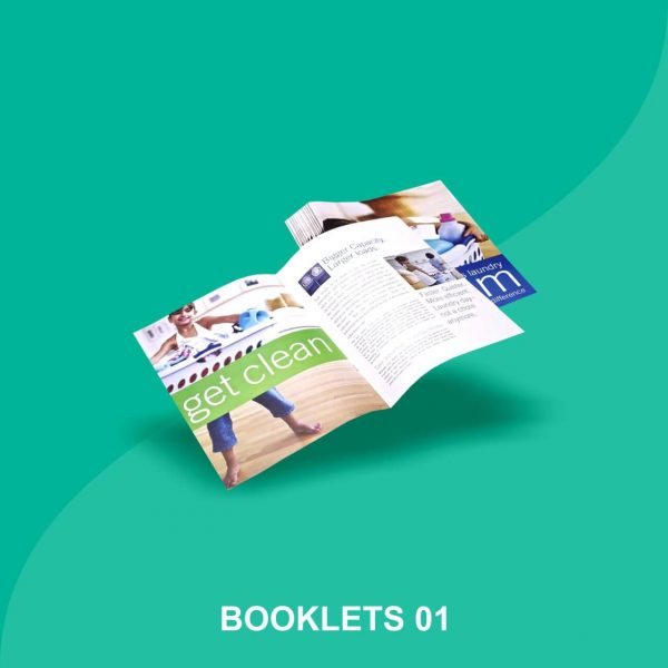 Printing Booklets