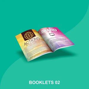 Custom Booklets