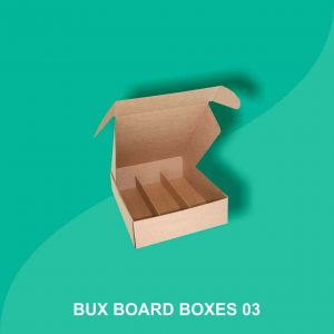 Custom Bux Board Packaging