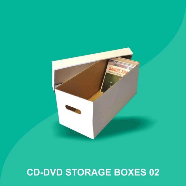 Cheap CD & DVD Storage Boxes Online