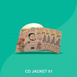 CD Jackets printing