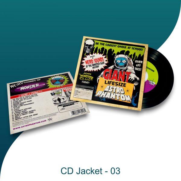 CD Jackets