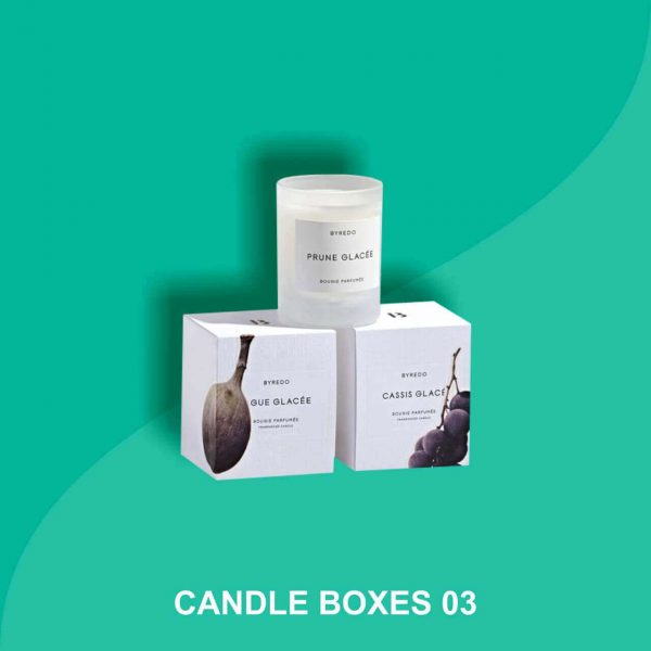 luxury candle boxes wholesale