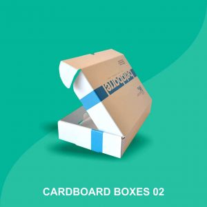 cardboard box suppliers