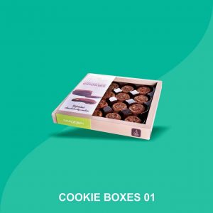 Custom Cookie Boxes