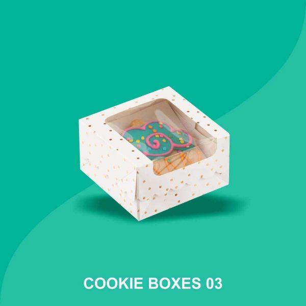 cookie favor boxes