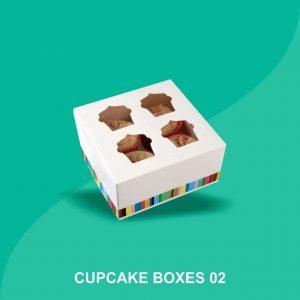 Bulk cupcake boxes