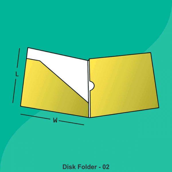 Disc Folders
