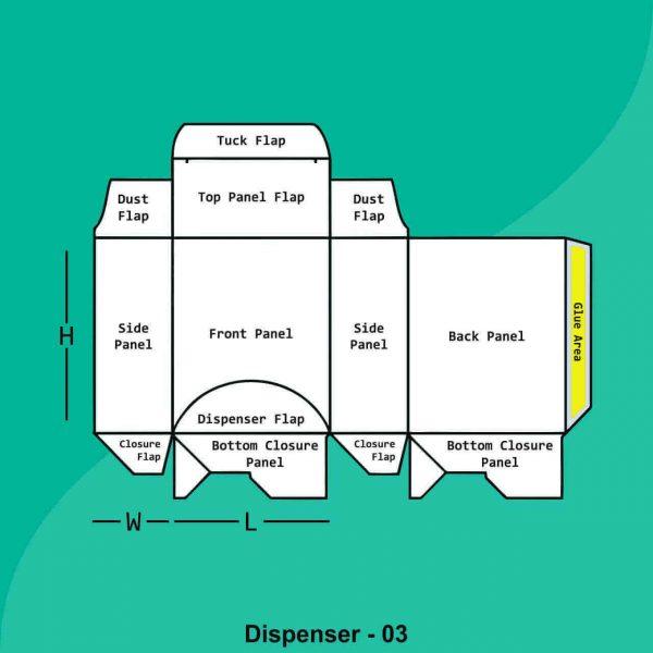 Dispenser Boxes
