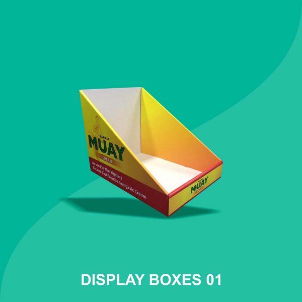 Custom Display Boxes