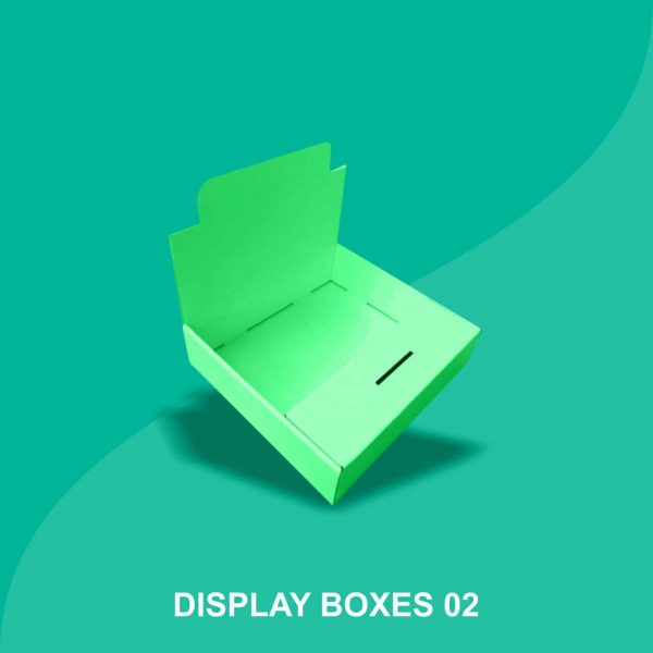Custom Display Packaging Boxes