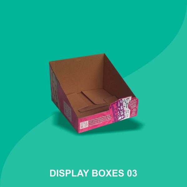 Display Packaging Boxes