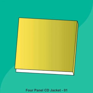 Four Panel CD Jacket