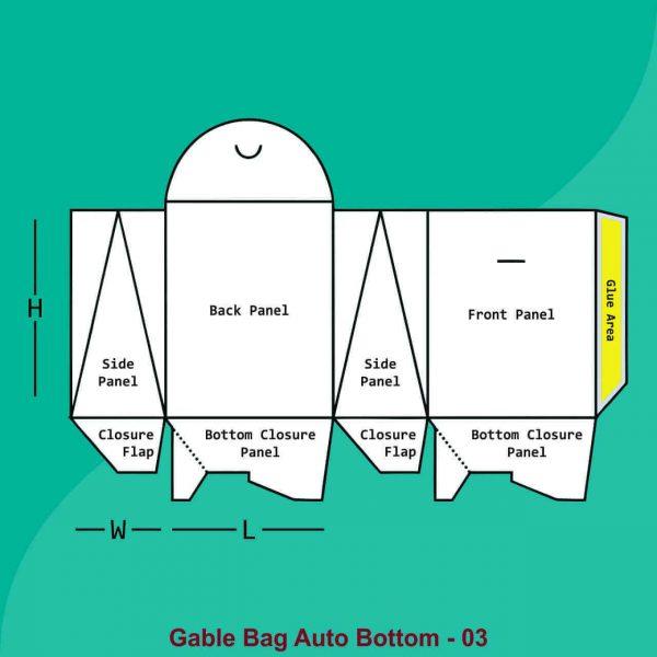 Gable Bag Auto Bottom Boxes
