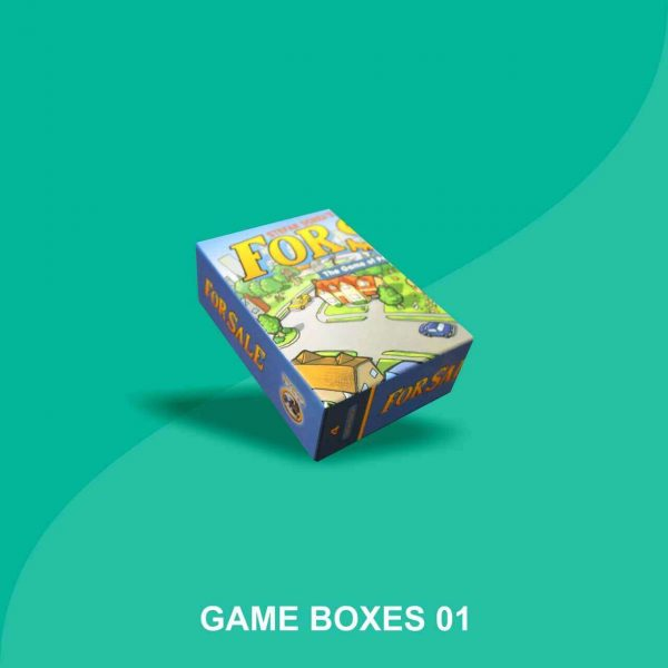 Custom Game Boxes