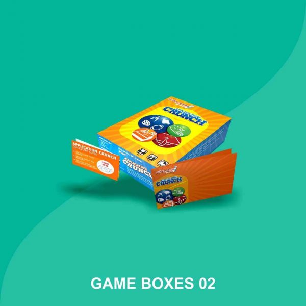 custom board game boxes