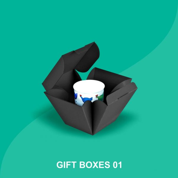Retail Gift Packaging Boxes