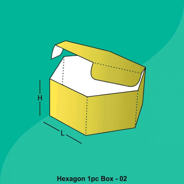 Custom Hexagon Boxes