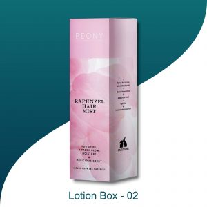lotion packaging