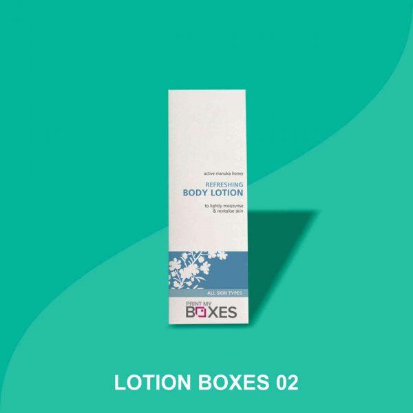 wholesale lotion boxes