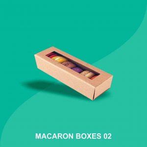Macaron Favor Packaging