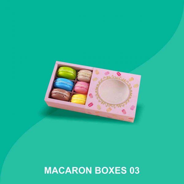 macaron box wholesale