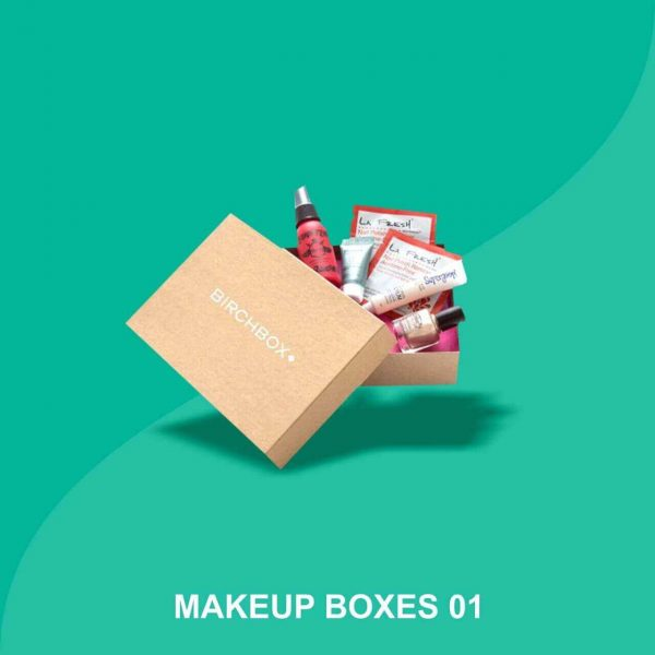 Custom Makeup Boxes