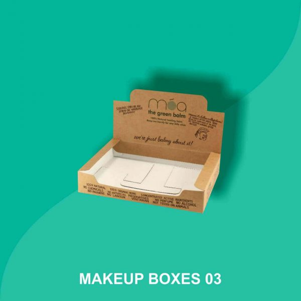 Makeup Box with logo