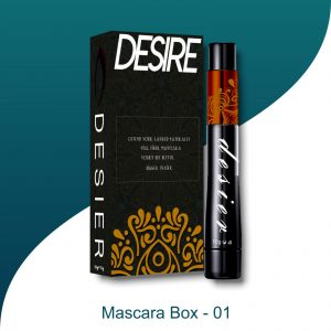 custom mascara boxes