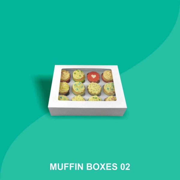 Wholesale Muffin Packaging Boxes