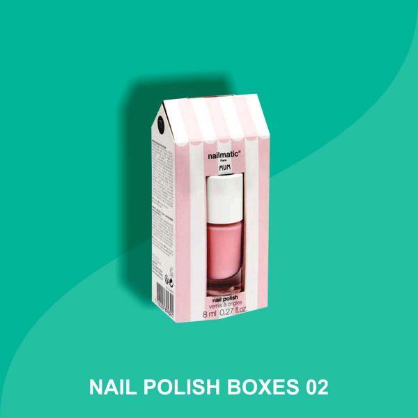 Nail Polish Packaging Boxes