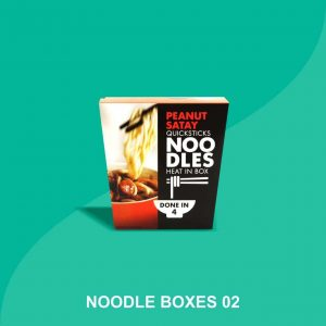 small noodle boxes