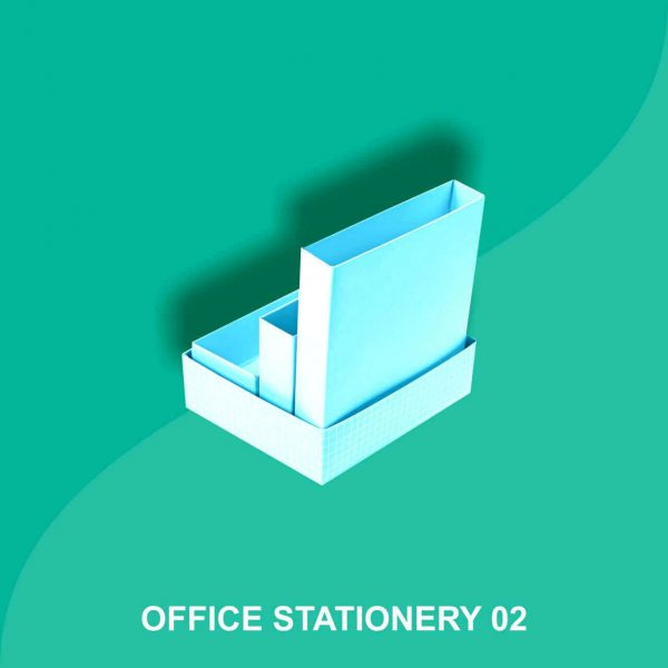 Custom Office Stationery boxes