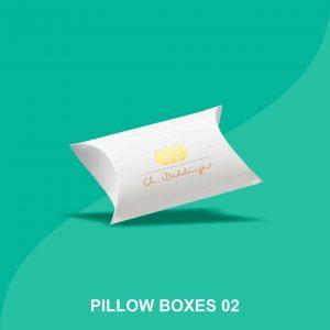custom pillow boxes wholesale