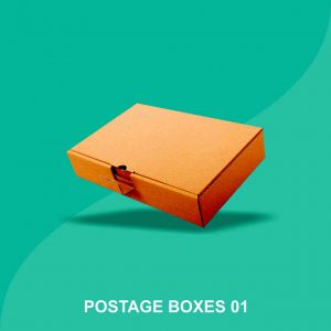 Custom Postage Boxes