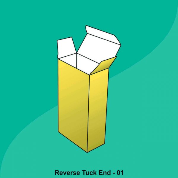 Reverse Tuck End Boxes