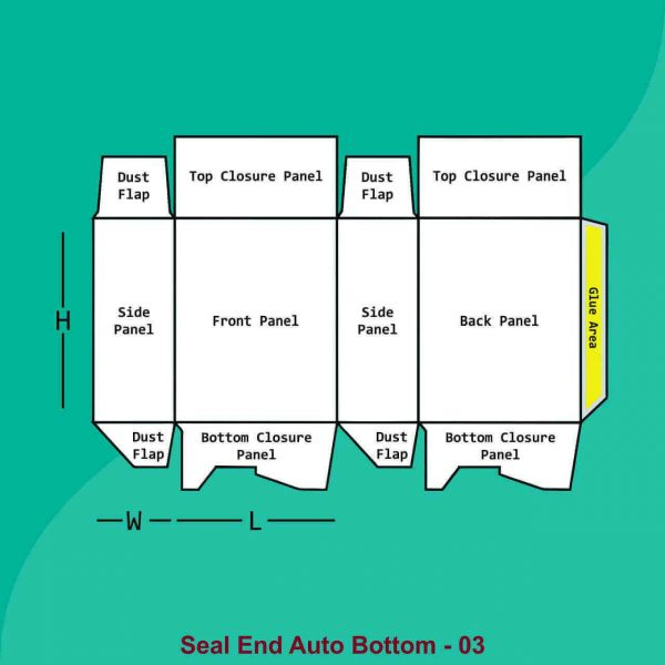 Custom Seal End Auto Bottom Boxes