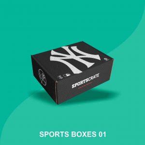 Custom Sport Boxes