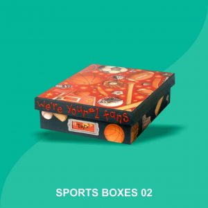 Sports Boxes Cardboard