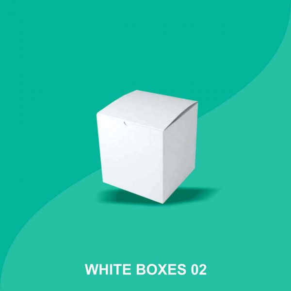 Wholesale White Boxes