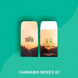 wholesale Cannabis Packaging Boxes