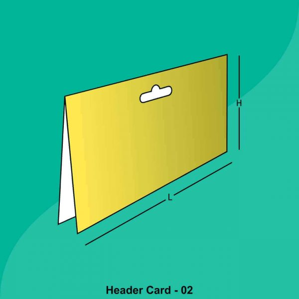 Header Card
