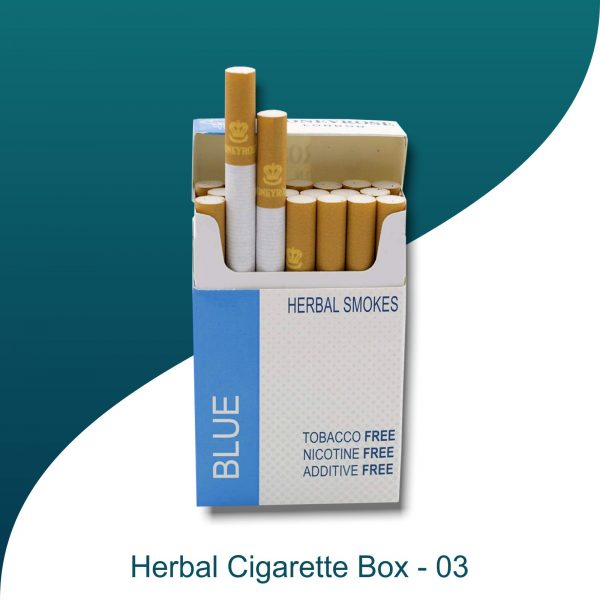Herbal Cigarette Boxes