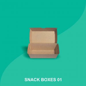 Custom Snack Boxes