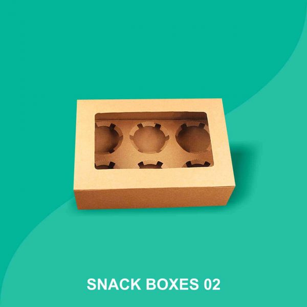 party snack boxes