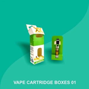Custom Vape Cartridge Boxes